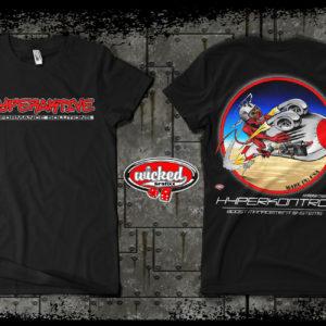 Hyperkontrol T-Shirt