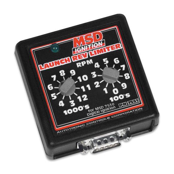 MSD - Launch Rev Limiter Switch Box