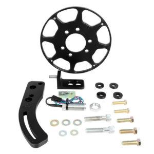 Black Chevy Big Block Crank Trigger Kit
