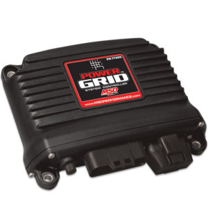 MSD Power Grid Controller, BLACK