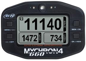 MyChron4 660 Data System