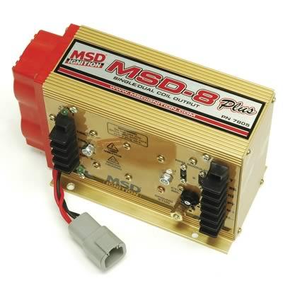 MSD - 8 -Plus Ignition Control