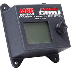MSD - Launch Control Module for Power Grid System