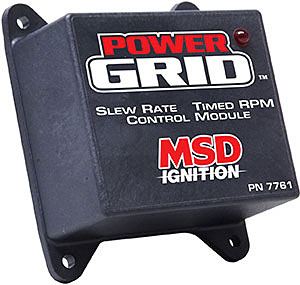 MSD - Slew Rate and Time Based Rev Limiter Module